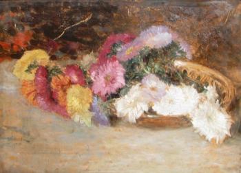 Ipolit Strâmbu  - Cos cu flori