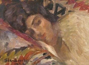 Ipolit Strâmbu  - Somnul