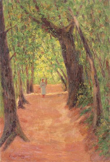 Arthur  Verona - Prin pădure