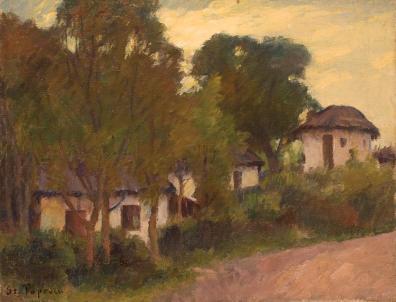 Ștefan Popescu - Case pe deal