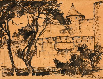 Ștefan Popescu - Cetate medievală