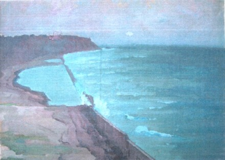Ștefan Popescu - Diguri la Marea Neagră
