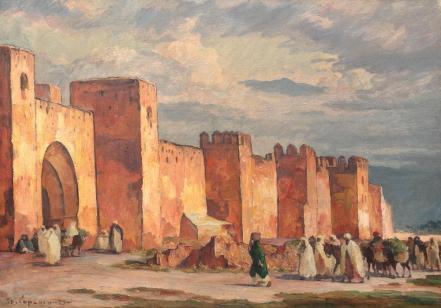 Ștefan Popescu - Marrakech