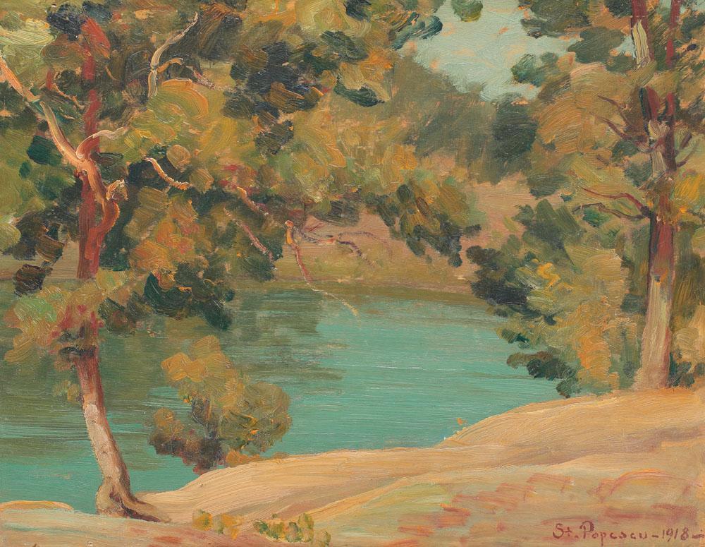 Ștefan Popescu - Valea Oltului