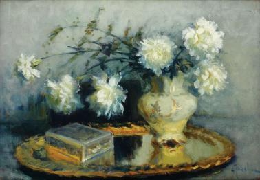 Constantin Isachie Popescu - Crizanteme