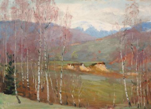 Constantin Isachie Popescu - Mesteceni