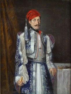 Constantin Lecca - Albanez