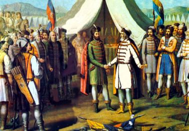 Constantin Lecca - Infratirea moldovenilor si muntenilor