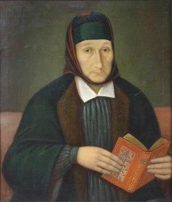Constantin Lecca - Portret de femeie .