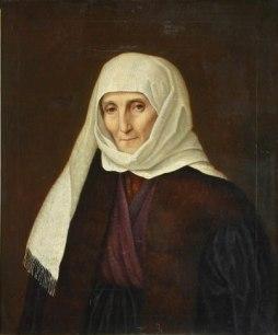 Constantin Lecca - Portretul Mariei Maiorescu