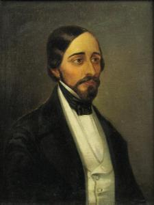 Constantin Lecca - Portretul Unui Pasoptist