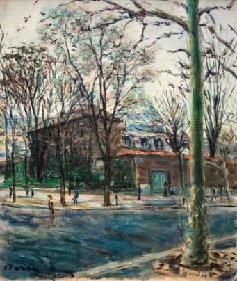 Dimitrie Berea - Cartier din Paris