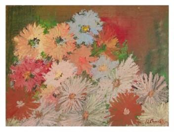 Dimitrie Berea - Crizanteme