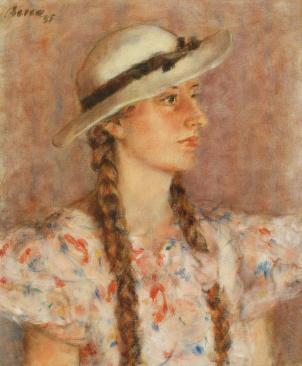Dimitrie Berea - Domnișoara Adela