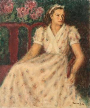 Dimitrie Berea - Lizuca în grădină