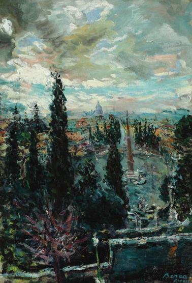 Dimitrie Berea - Roma