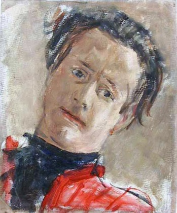 Dimitrie Berea - Self Portrait, London