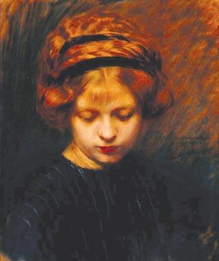Emilian Lăzărescu - Fata cu parul blond