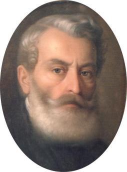 Gheorghe Tattarescu - Portretul lui Constantin Lecca