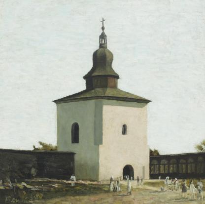 Horia Bernea - Clopotniță la Văratec