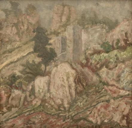 Horia Bernea - Coloane năruite