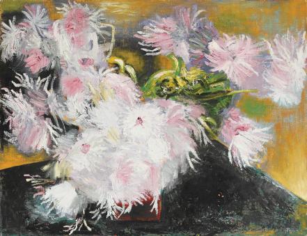 Horia Bernea - Crizanteme