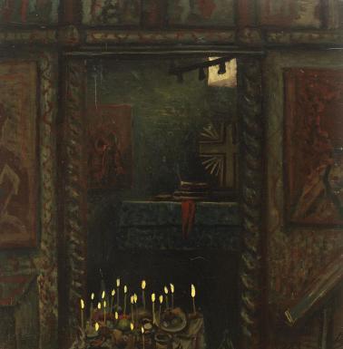 Horia Bernea - Lumină în întuneric