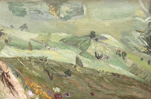 Horia Bernea - Primăvară la Poiana Mărului