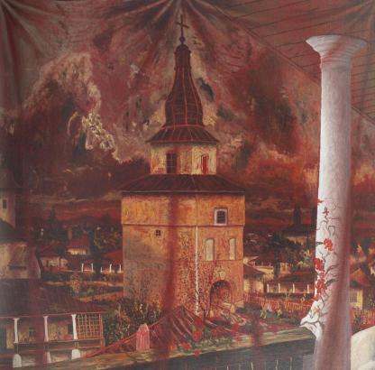 Horia Bernea - Turlă la Văratic