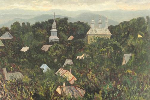 Horia Bernea - Turle la Văratec