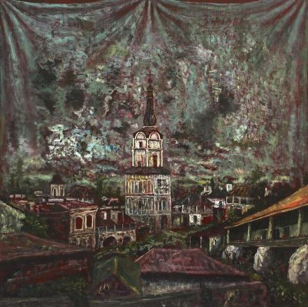 Horia Bernea - Vechi oraş românesc