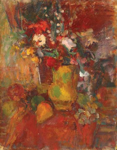 Ion Musceleanu - Vas cu flori