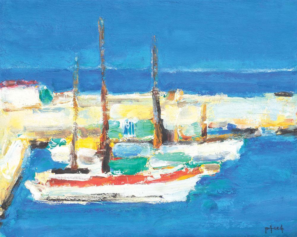 Ion Pacea - În port