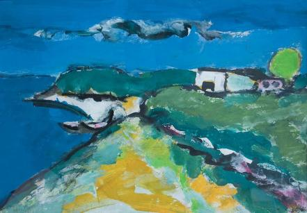 Ion Pacea - Casă la malul mării