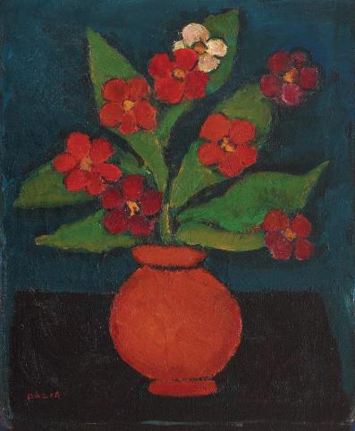 Ion Pacea - Vas cu flori.