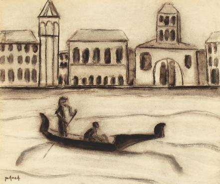 Ion Pacea - Veneția