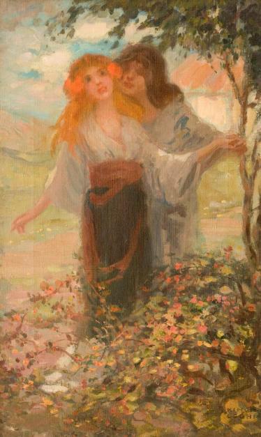 Kimon Loghi - Alegoria primăverii