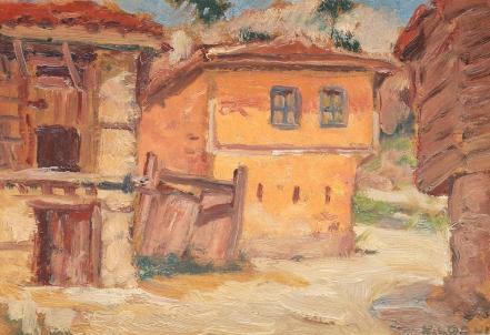 Kimon Loghi - Case la Balcic