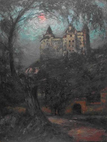 Kimon Loghi - Castelul Bran