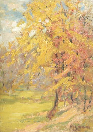 Kimon Loghi - Primăvară