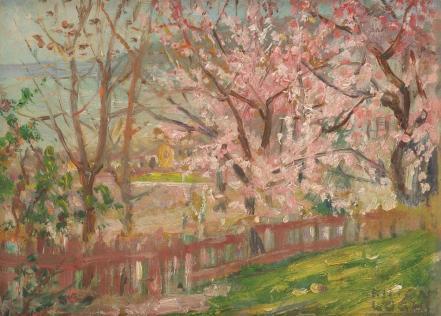 Kimon Loghi - Primăvară.