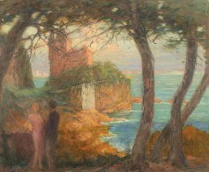 Kimon Loghi - Promenadă La Biarritz