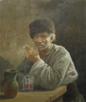 Ludovic Bassarab - Batran la carciuma