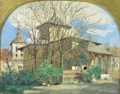 Ludovic Bassarab - Biserica