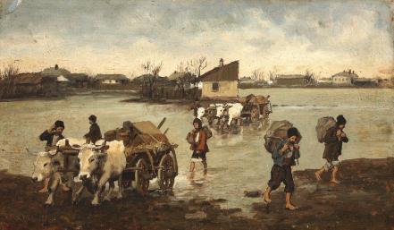Ludovic Bassarab - Din calea apelor
