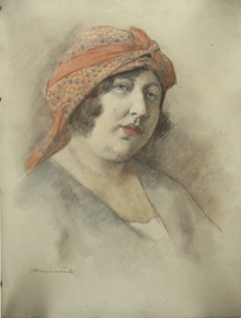 Ludovic Bassarab - Doamna cu turban