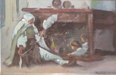 Ludovic Bassarab - La gura sobei