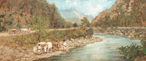 Ludovic Bassarab - Pe Valea Oltului