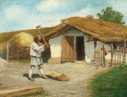 Ludovic Bassarab - Taietorul de lemne
