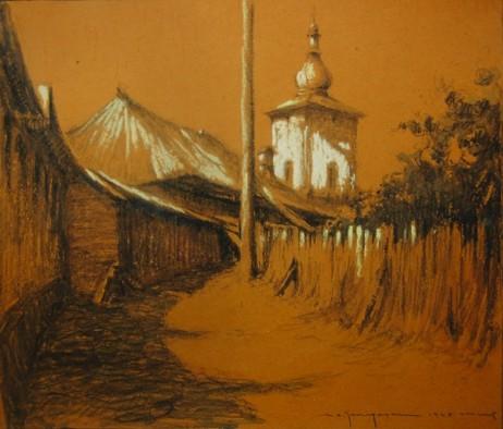 Marin H. Georgescu - Manastirea Neamt